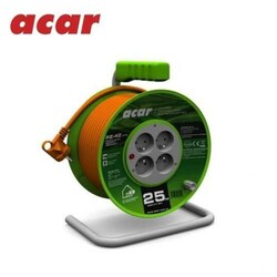 ACAR - ACAR 82447 Uzatma Kablosu, 15m