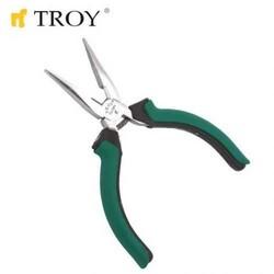 TROY - TROY 21053 Elektronikçi Düz Kargaburun (130mm)
