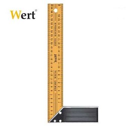 WERT - WERT 2340-400 Marangoz Gönyesi (400 mm)